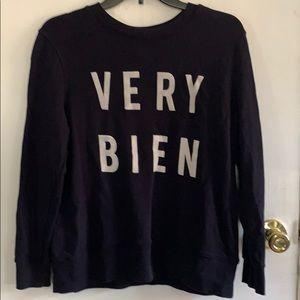 Men's VERY BIEN vintage sweatshirt